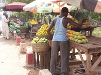 vendeur de fruits Bamako